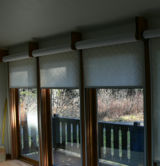 Insulated window quilts high energy performance window for High insulation windows